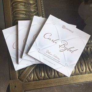 Brand new BH Cosmetics Carli Bybel Pallete